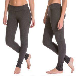 Beyond Yoga Spacedye Gray Essential Long Legging M